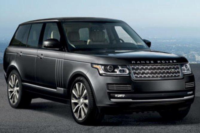 Range Rover City Tour in London