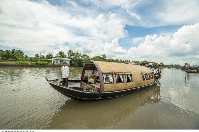 Song Xanh Sampan Mekong Delta Cruise 3 Days 2 Nights