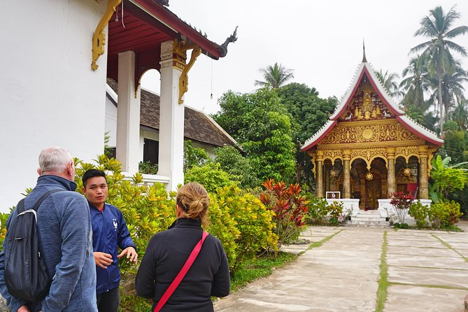 Guided Walking Cultural Tour of Laos