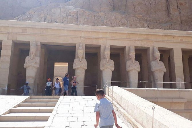 Private Tour Luxor East & West Bank from Luxor Airport