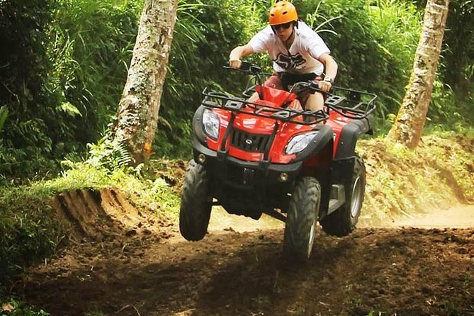 Full Day Best Combination of Bali Atv and Ayung River Rafting Tour photo 6