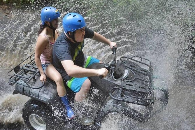 Full Day Best Combination of Bali Atv and Ayung River Rafting Tour photo 2