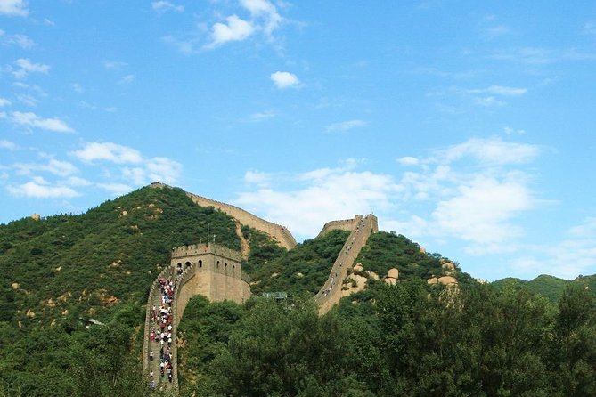 Private Mutianyu Great Wall Tour With English Speaking Driver