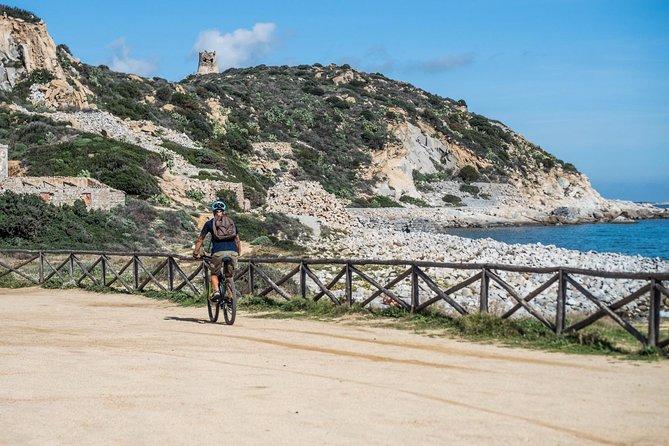 Ebike tour Sant'Antioco-Porto Pino