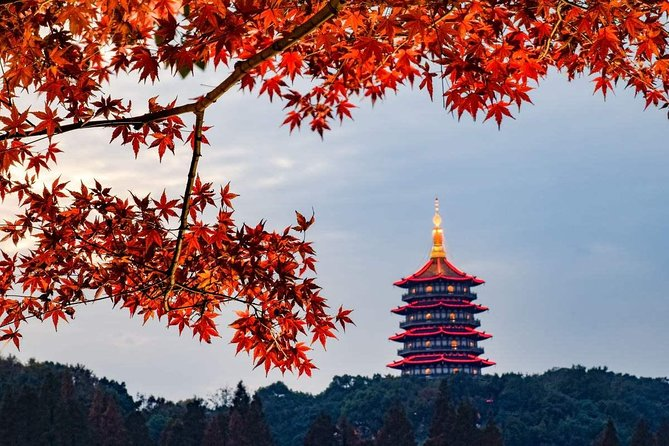 Hangzhou West Lake Tour In Autumn