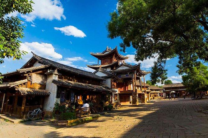 1 Day Dali-Shaxi Ancient Town Tour