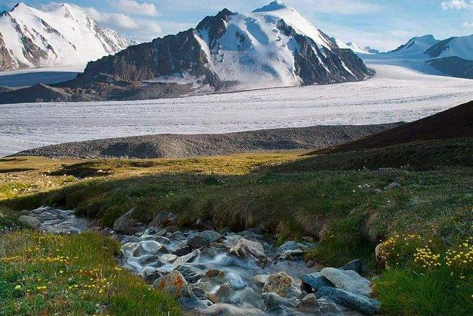 Explore Altai Mountains