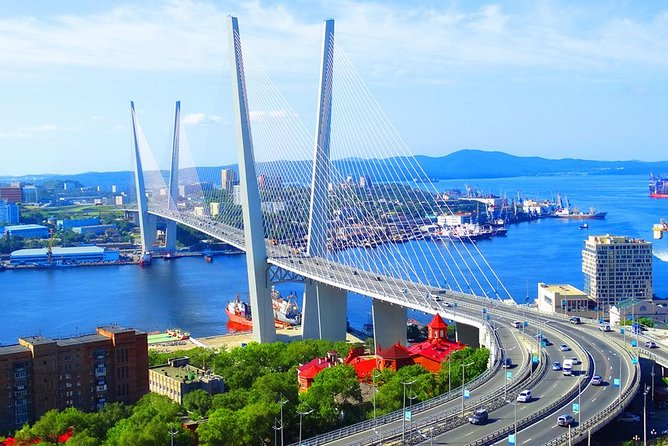 Vladivostok Private Walking Tour with Submarine Museum or Observation Platform
