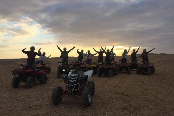 Quad Runner Adventure Trip At Sharm El-Sheikh Desert