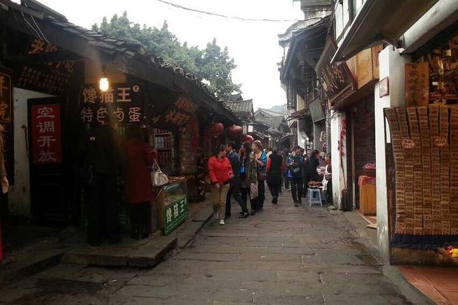 All Inclusive Private Day Tour to Ciqikou, Three Gorges Museum etc. in Chongqing photo 3
