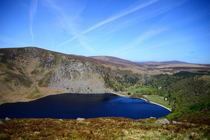 Lough Tay and the Guinness Estate