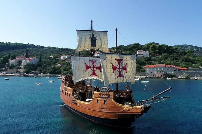 Elafiti Islands Cruise with live entertainment by Galleon from Dubrovnik photo 1