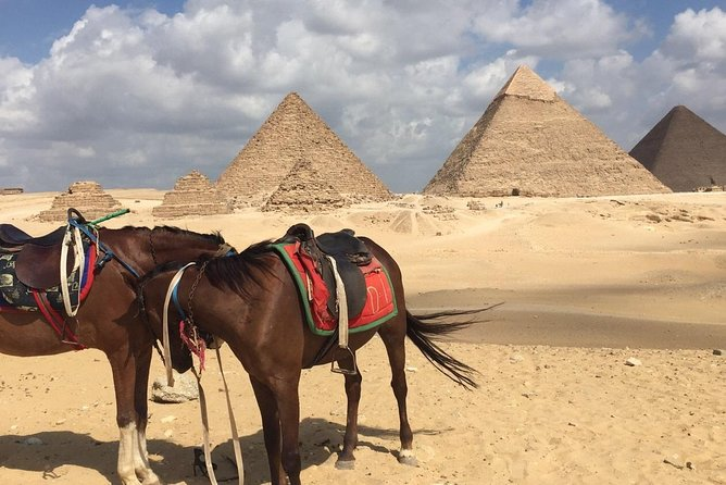 Cairo Day Tour To Pyramids And Egyptian Museum