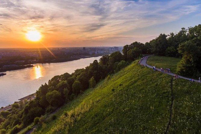 Private Tour: Explore Nizhny Novgorod Park and Soak up Best Views of Volga River