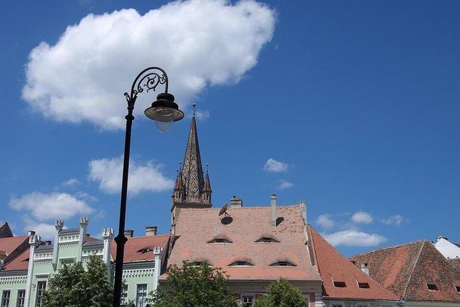 The Small Square, Sibiu