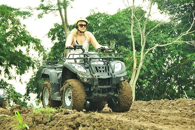 Bali White Water Rafting and Quad Biking Tour