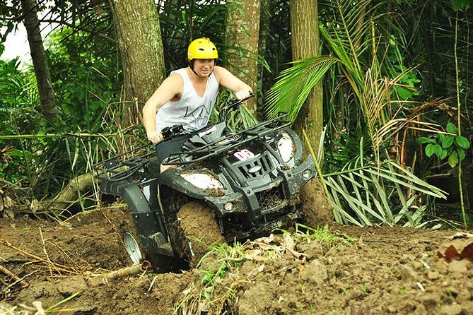 Bali Quad Biking and Ubud Village Tour