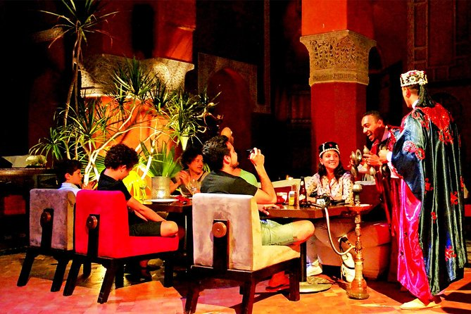 Marrakech : NARWAMA Restaurant and Live Traditional Show