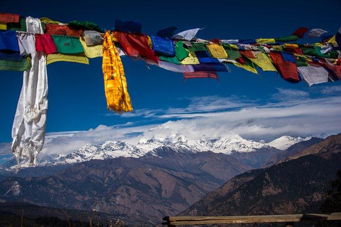 Annapurna Sanctuary to Muktinath Trek