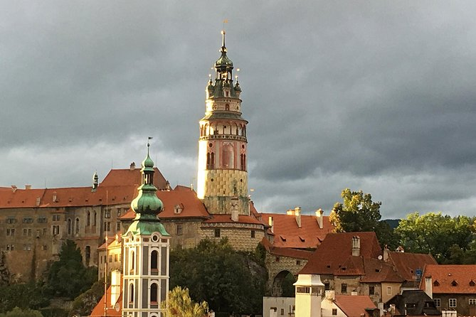Cesky Krumlov Old Town Private Walking Tour