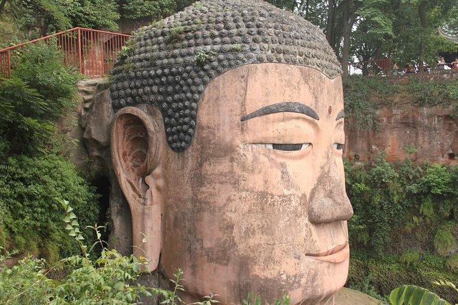 Excursión privada de 1 día al Buda gigante de Leshan con el almuerzo desde Chengdu