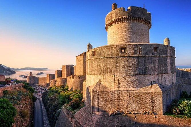 Dubrovnik City Walls Walking Tour (entrance ticket included)