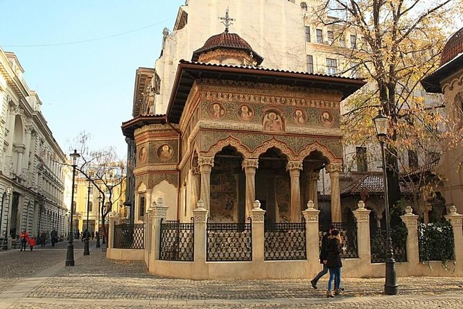 The Complete Walking Tour of Bucharest