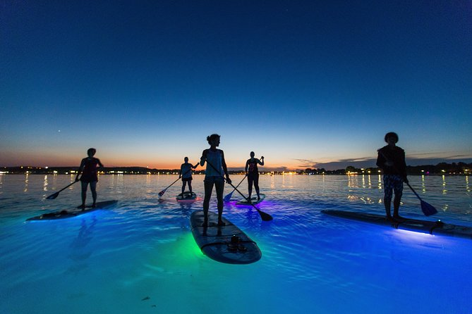 Stand-Up- Paddle Glow Night Tour in Pula