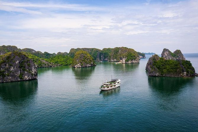 Venezia Cruises 2days1night to Lan Ha Bay Ha Long Bay over night on Boat