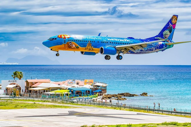 Dutch Sint Maarten Airport
