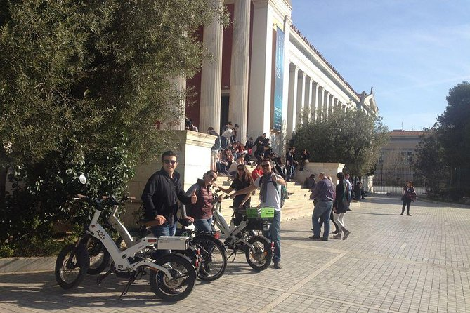 Athens Tour with Electric Bike photo 2