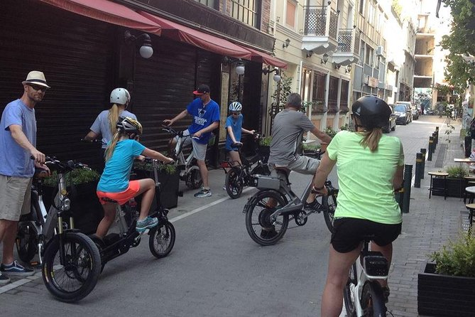 Athens Tour with Electric Bike photo 8