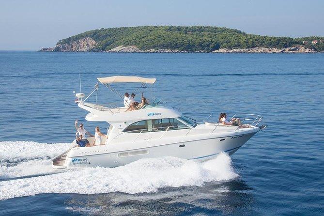 Private Tour: Island-Hopping Cruise per jacht vanuit Dubrovnik