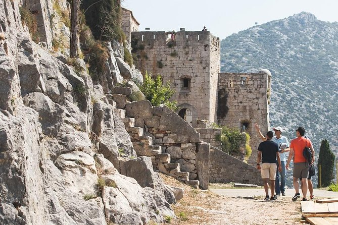 Excursão a pé privada de Game of Thrones em Split