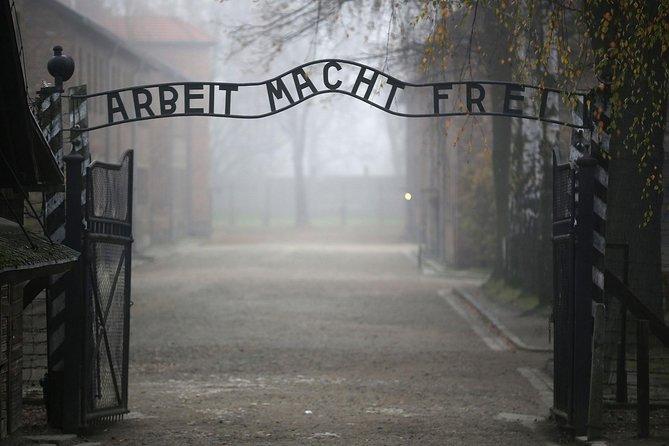 Auschwitz tour from Wroclaw