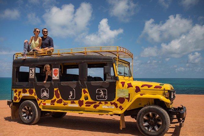 Passeio Tour de Jeep