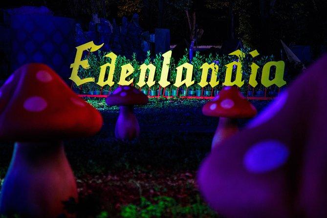 A magical day in Edenlandia