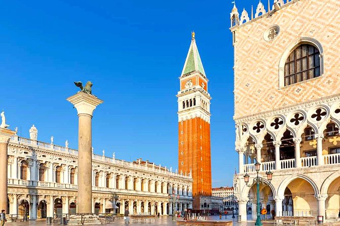 Venice Skip the line Doge's Palace & St Mark's Basilica guided Tour