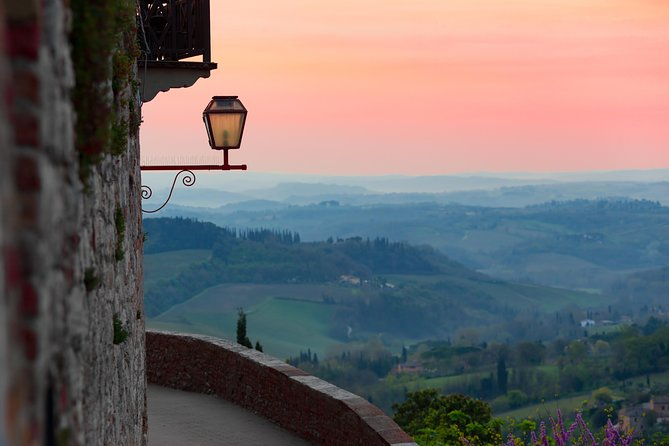 "San Gimignano Private Tour with exclusive Wine Dinner in a ""Barrique Cellar"""
