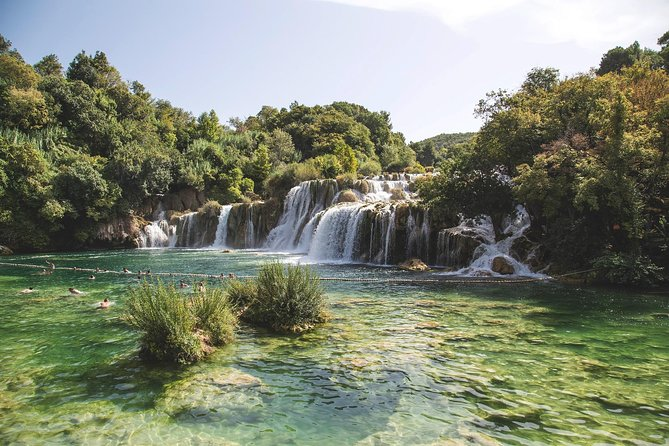 Krka Waterfalls with River Cruise Tour from Split photo 11
