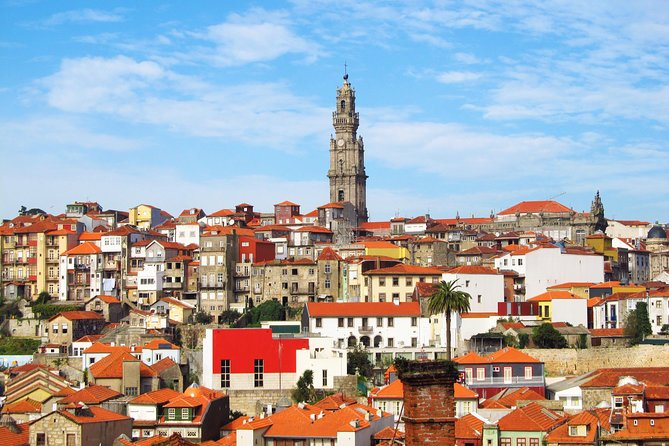 Half-Day Guided Walking Tour in Porto with Tasting of Pastry