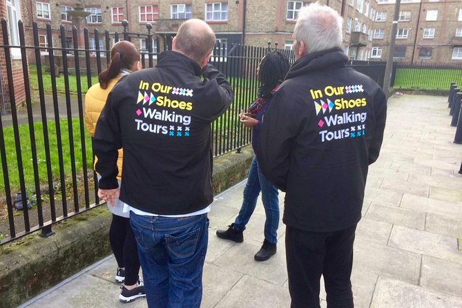 In Our Shoes Dublin Walking Tour