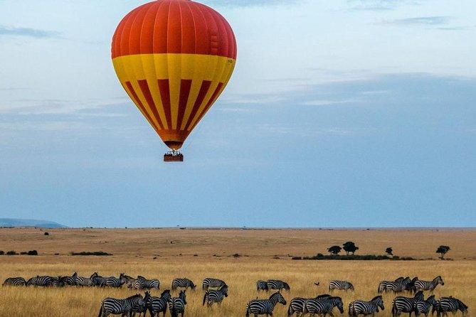 3 Days Masai Mara Budget Private Safari