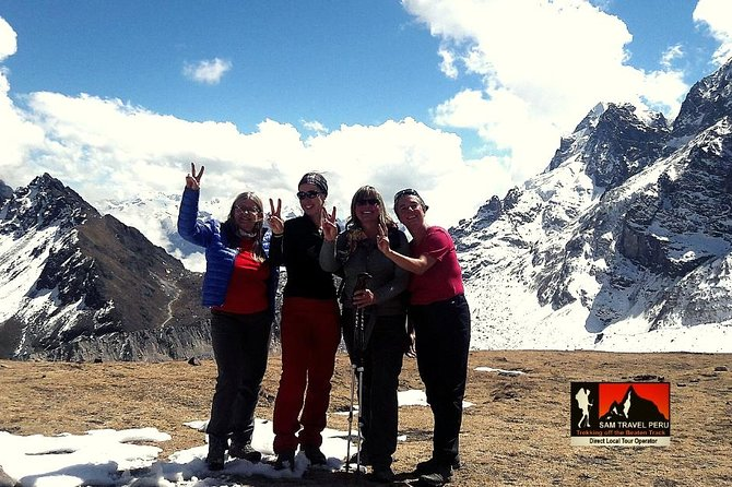 4-Day Salkantay Trek