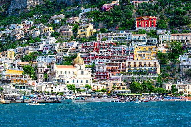 Herculaneum Guided Tour & Amalfi Coast Private Tour with Driver from Naples