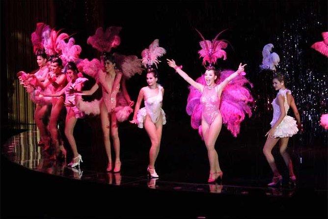 Calypso Cabaret et danse thaïlandaise avec dîner thaï et transferts à Bangkok