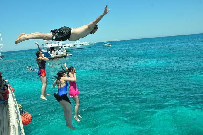Dolphin House Royal VIP Snorkeling Sea Trip - Hurghada