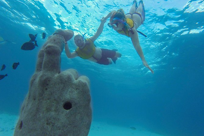 Reef and Shipwreck Snorkeling Tour in Cancun photo 7