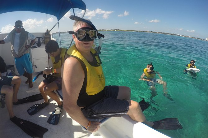 Reef and Shipwreck Snorkeling Tour in Cancun photo 8