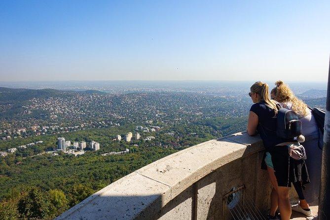 Panoramic hike around Budapest